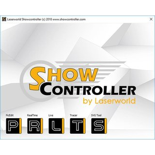 Laserworld Showcontroller Plus Upgrade, professionelle...