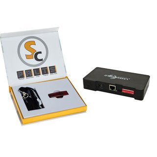 Laserworld Showcontroller Bundle mit ShowNET...