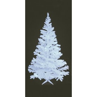 Europalms Fir tree, UV-white, 240cm