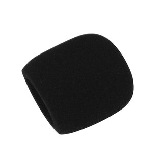 Omnitronic Microphone Windshield, black, d=40-50 mm