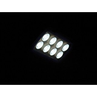 Eurolite LED IP FL-8 3000K 60°, Outdoor-LED-Fluter, Warmweiss, IP56