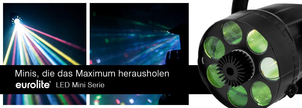 Eurolite LED Mini-Serie
