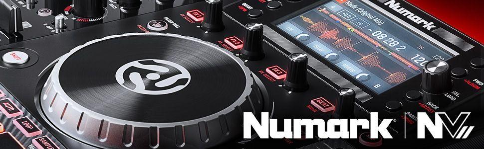 Numark NVII Dual Display Controller